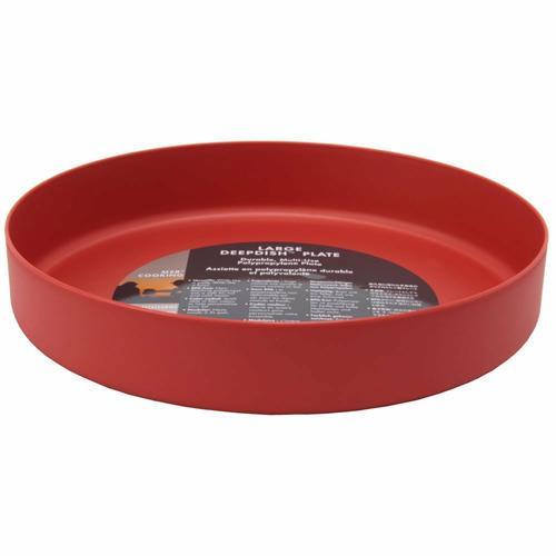 Deep Dish Plastik Tabak Large Msr21623