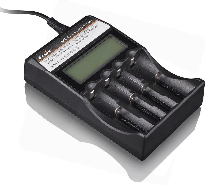 Fenix Pil Şarj Cihazı C2 Fenarec2