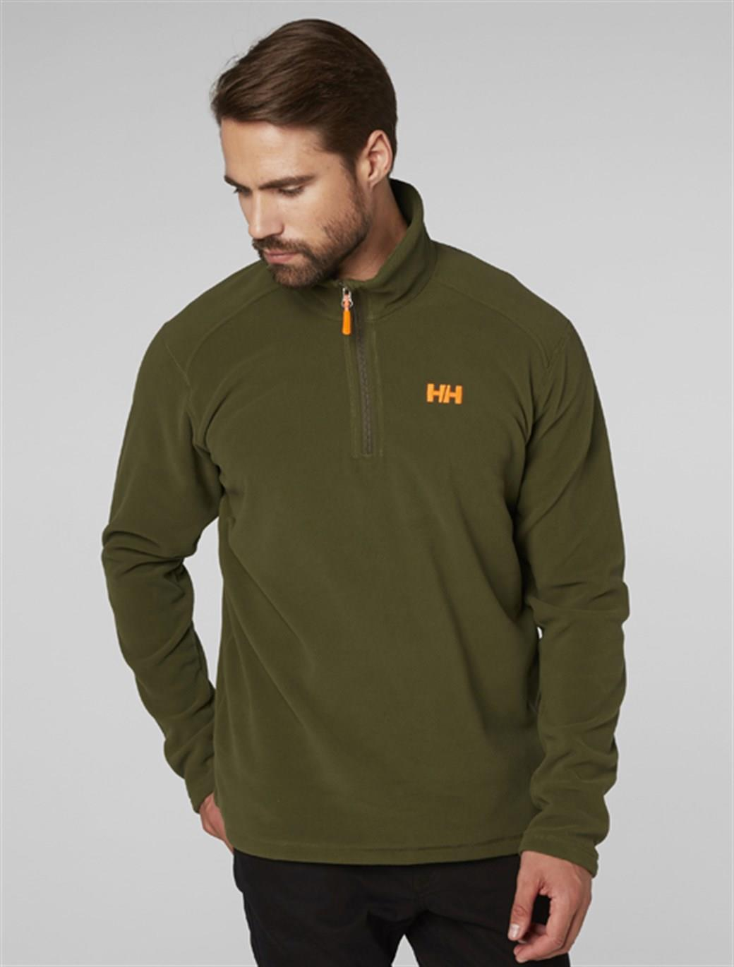 Helly Hansen  MOUNT POLAR FLEECE Ivy Yeşil HH12001