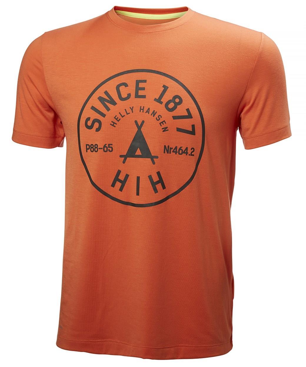 Helly Hansen Rune Ss Tee Hha62744