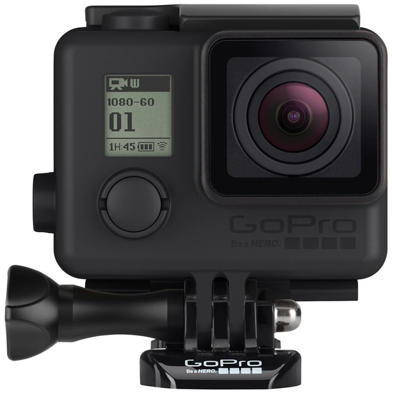 Gopro Kamera Kutusu Siyah Kamuflaj İçin 5Gprahbsh001