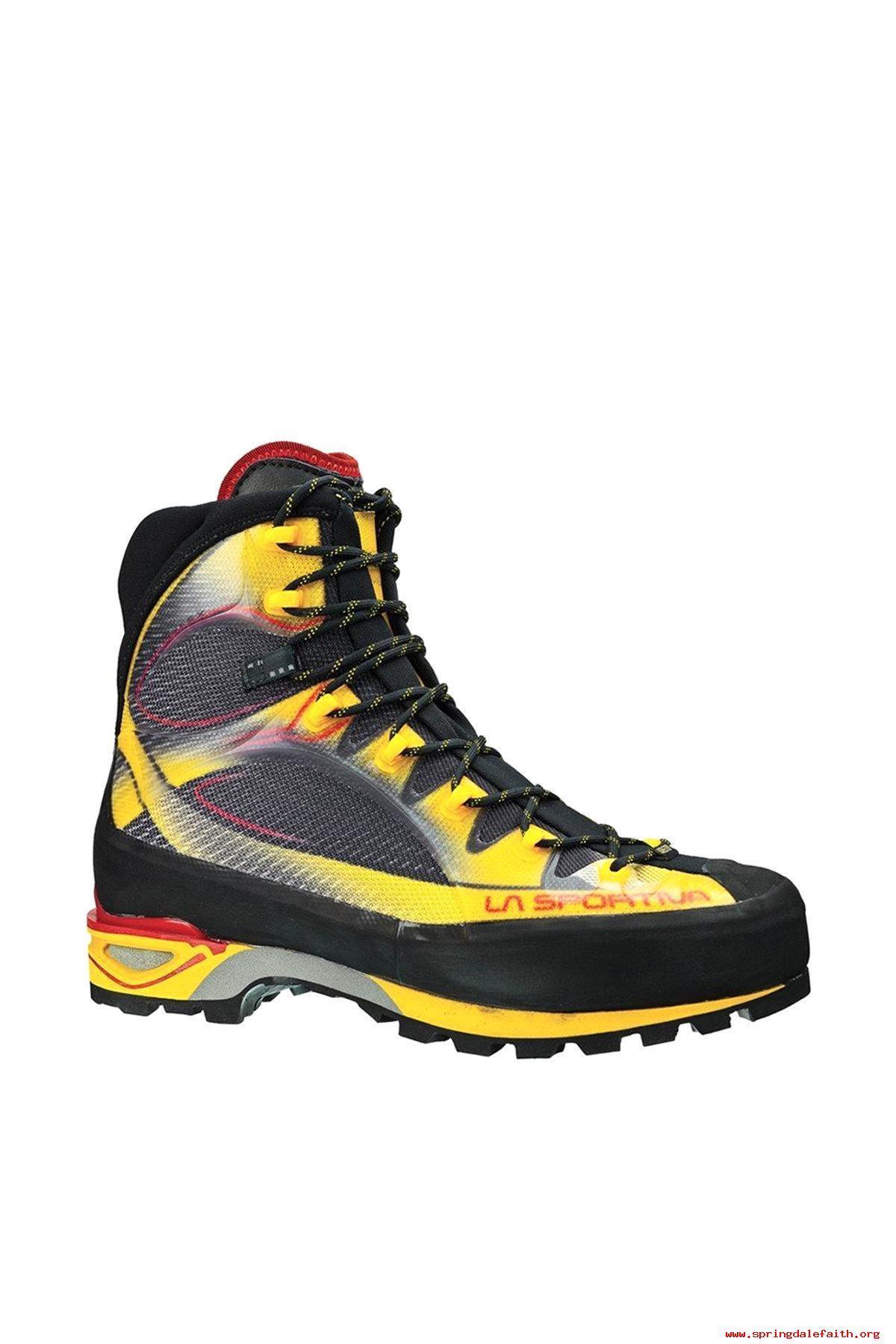 La Sportiva Trango Cube Gore Tex Yellow Black Ls11Jyb