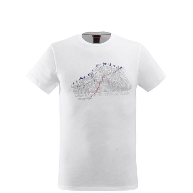 Lafuma Adventure Tshirt Lfv11327 0020