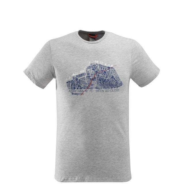 Lafuma Adventure Tshirt Lfv11327 4809