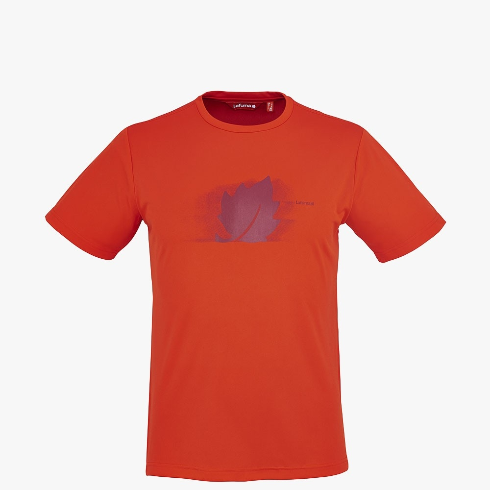Lafuma Leaf Twist Baskılı T Shirt Lfv10639
