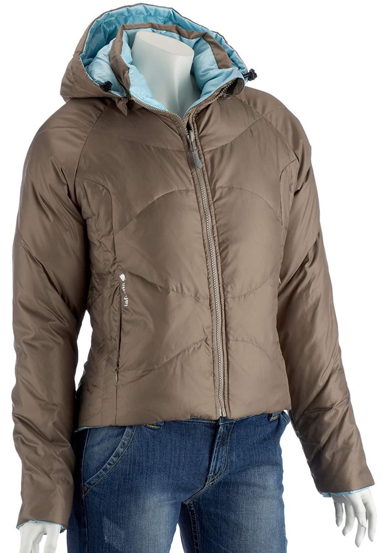 Lafuma Naeba İki taraflı  Giyilebilir Kaz Tüyü Ceket Kadın Lfv6357