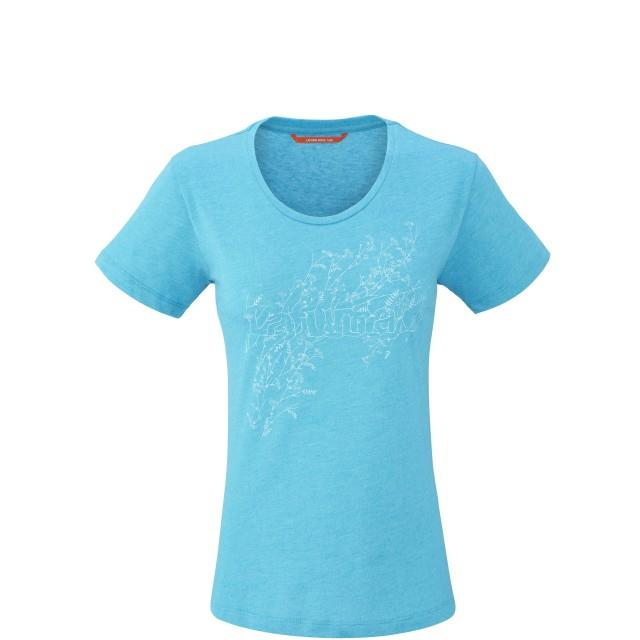 Lafumakadın Vegetal Tshirt Lfv11383 8410