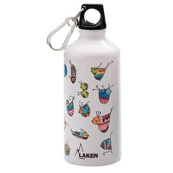 Laken Alüminyum Futura Mr. Onuff Şişe 0,6 L Birds Lkon7111