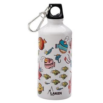 Laken Alüminyum Futura Mr. Onuff Şişe 0,6 L Fish