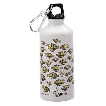 Laken Alüminyum Futura Mr. Onuff Şişe 0,6 L Piranha