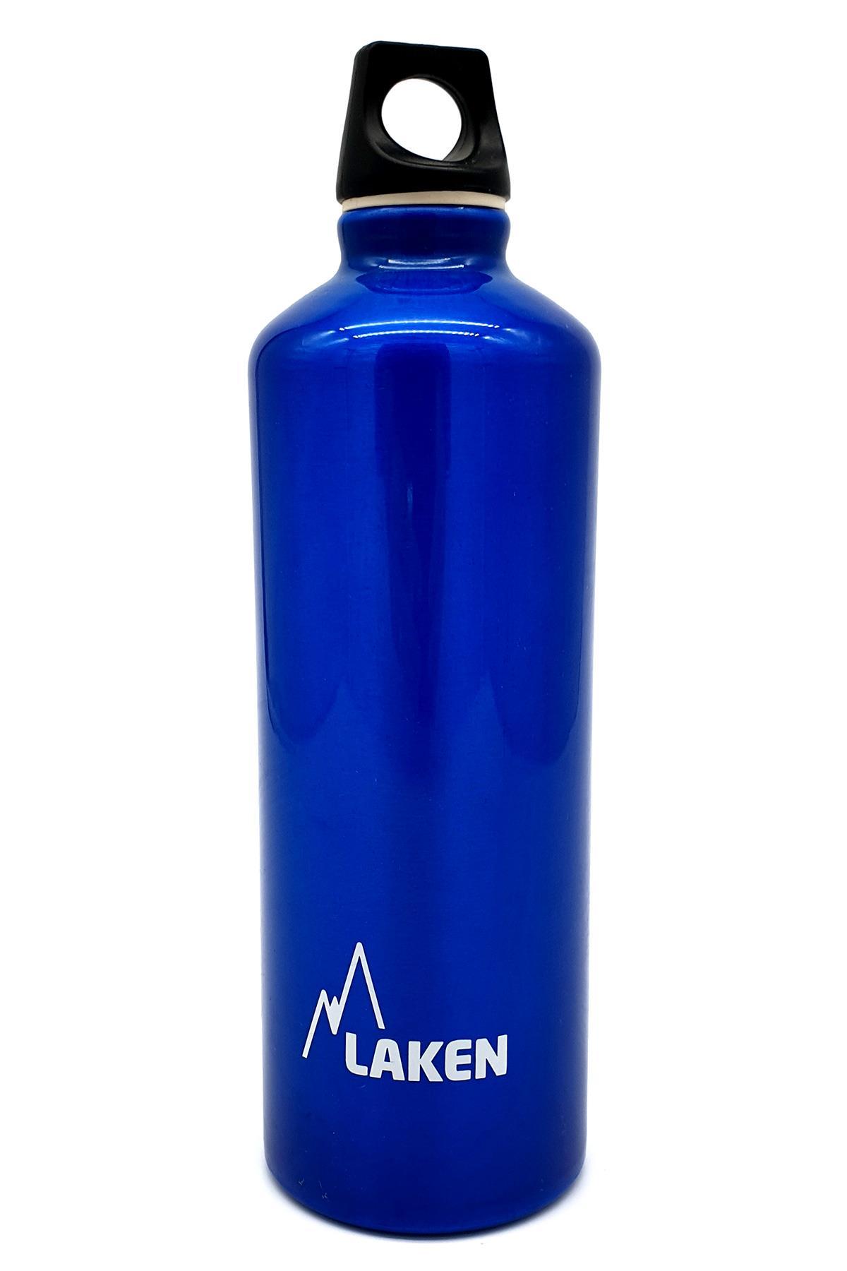 Laken Alüminyum Futura Şişe 0,75L Mavi Lk72-A