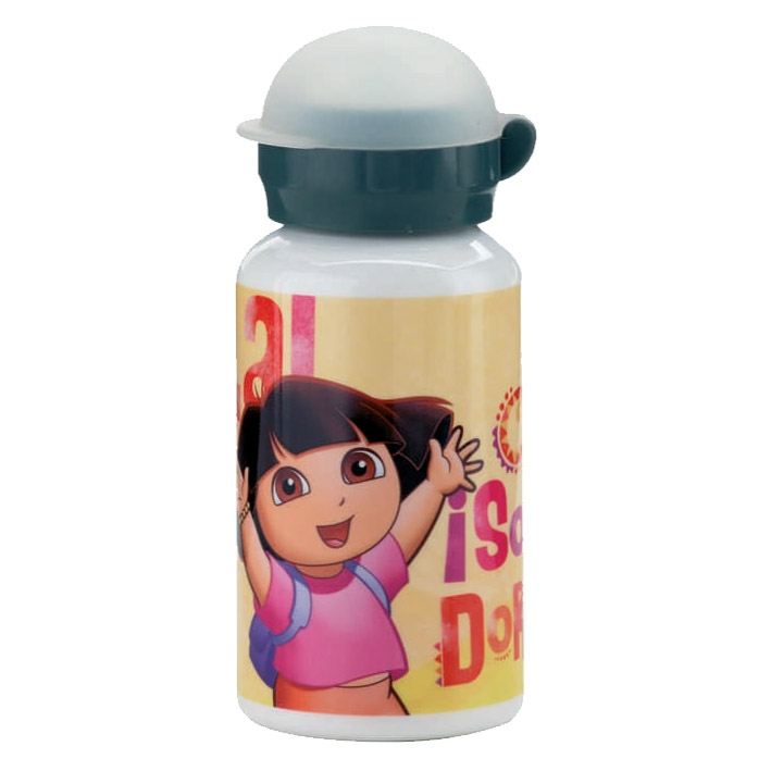 Laken Alüminyum Hit Dora The Explorer Şişe 0,35L