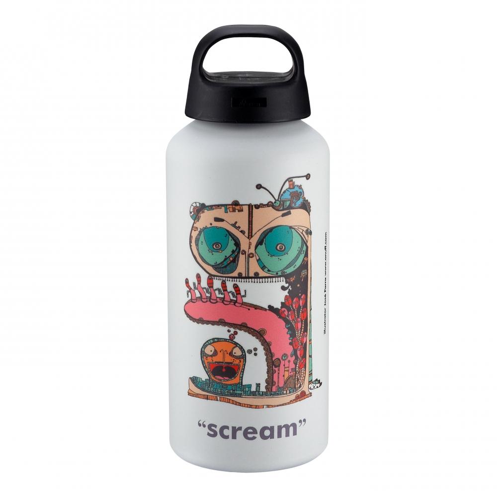 Laken Alüminyum Mr. Onuff Scream 0,60Lt Matara Lkon3102