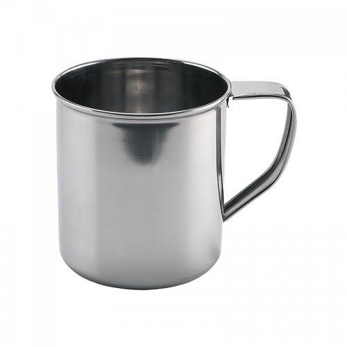Laken İspanya Üretimi Çelik Kulplu Bardak 500 ml Çelik LK1600.04