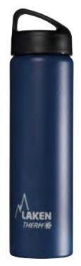 Laken İspanya Üretimi Çelik Klasik Termos Şişe 0,75L Mavi Lkta7A