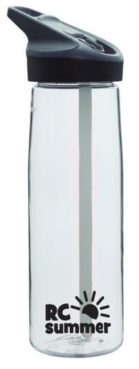 Laken İspanya Üretimi Tritan Şişe 0,75 L Summer Collectn LKOE-TN2