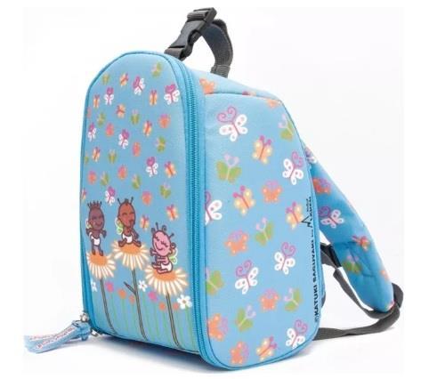 Laken İzolasyonlu  Bebek / Çocuk   Sırt Çantası  Blue Butterflies