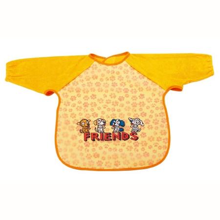 Laken Kollu Bebek Önlüğü Friends Lkkbm-Fr