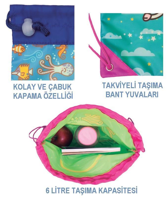 Laken Large Snack Çantapiratikis
