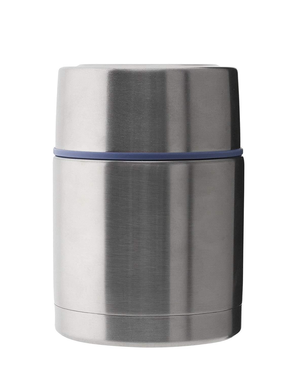 Laken  Paslanmaz Çelik  Termo Besin Saklama Kabı  0,50L.+Neoprene Kılıf Jirafa