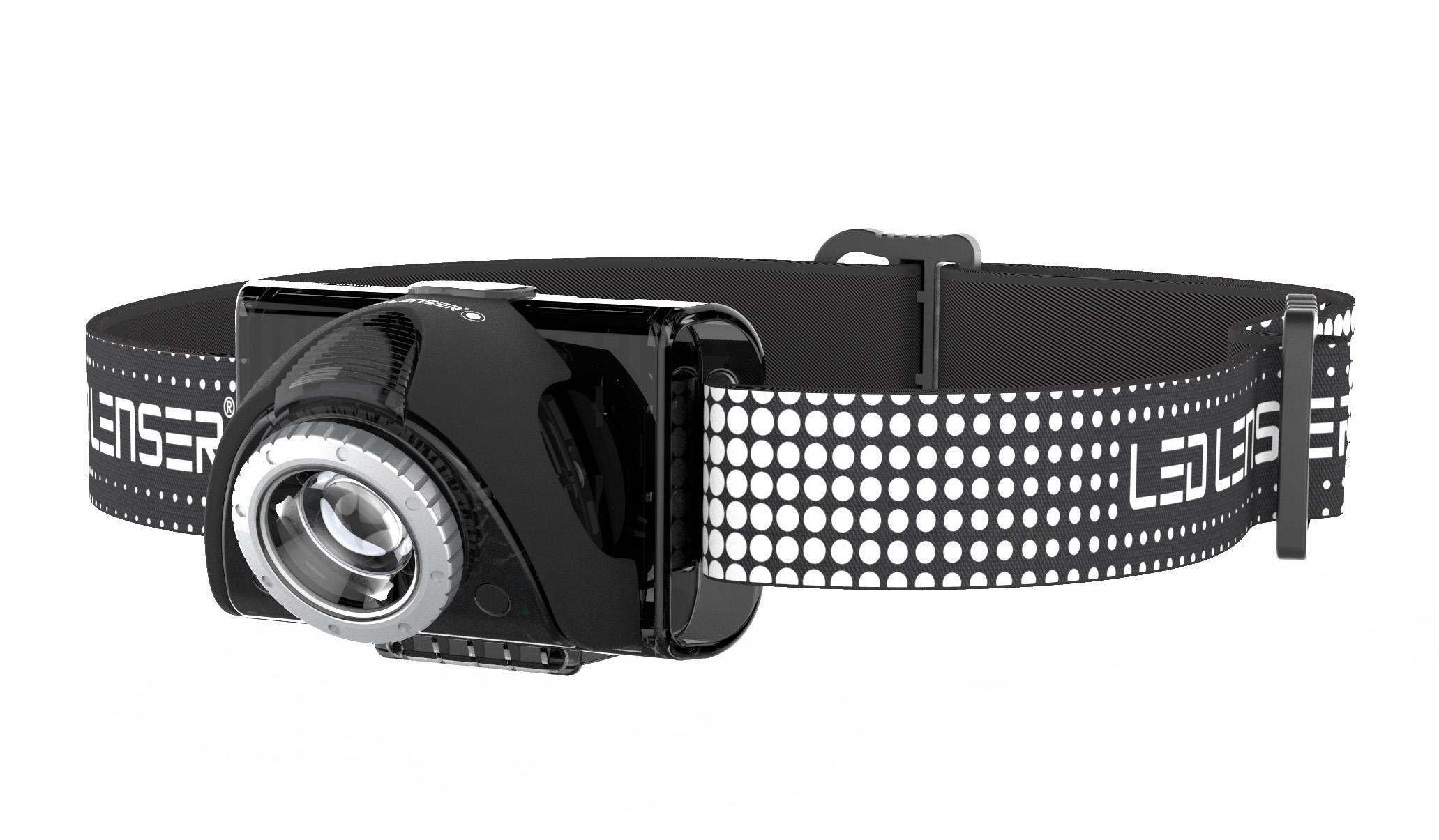 Led Lenser Seo7R 6107 Rb Kafa Feneri Led6107-Rb