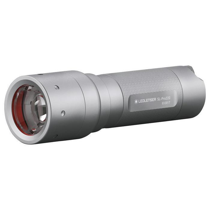 Ledlenser SL-PRO220 501067 El Feneri