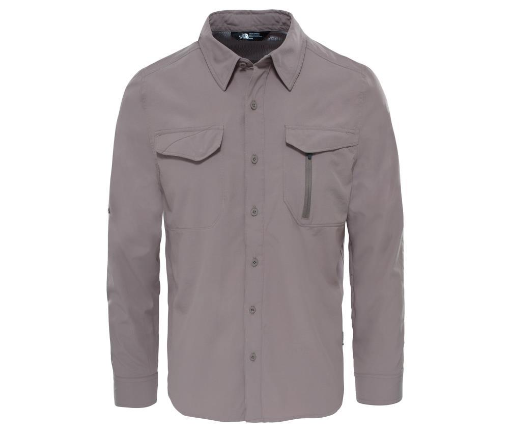 The North Face M L/S Sequoia Shirt T92Xjwnxl