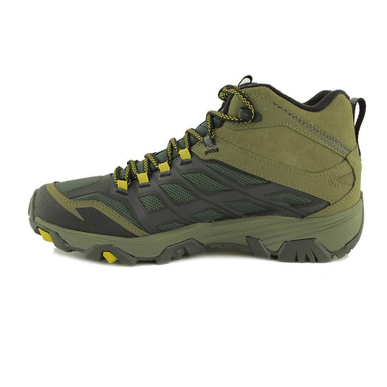 Merrell Moab Fst Ice+ Thermo Kaymaz Taban Erkek Ayakkabı J35789