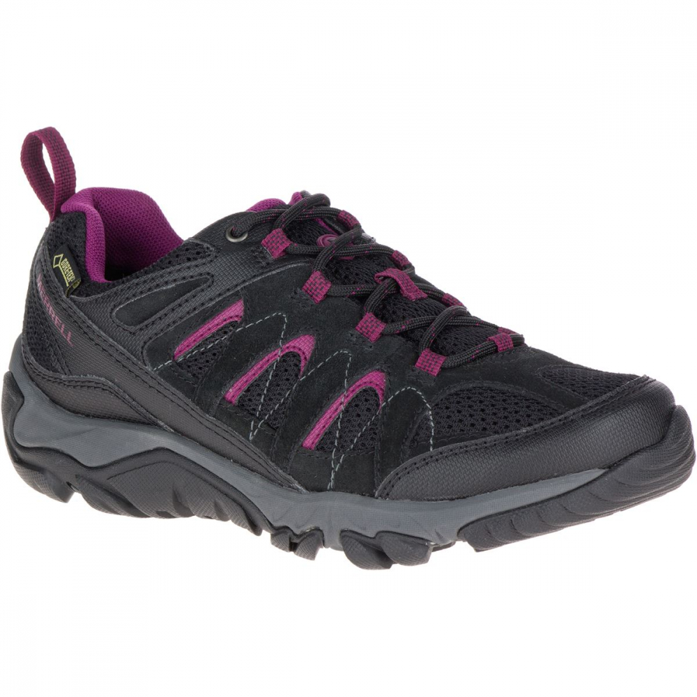 Merrell Outmost Ventilator Gore Tex Kadın Ayakkabı J09530