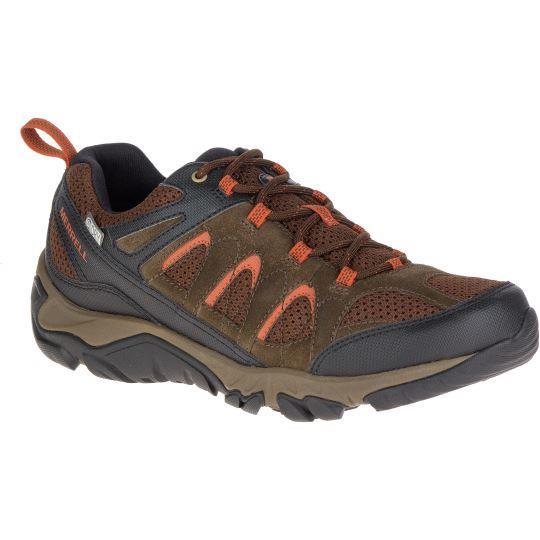 Merrell Outmost Ventilatör Waterproof Erkek Ayakkabı J09535