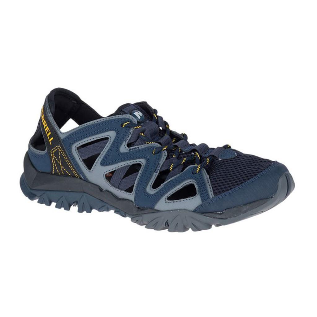 Merrell Tetrex Crest Wrap Mavi Erkek Ayakkabı J12849
