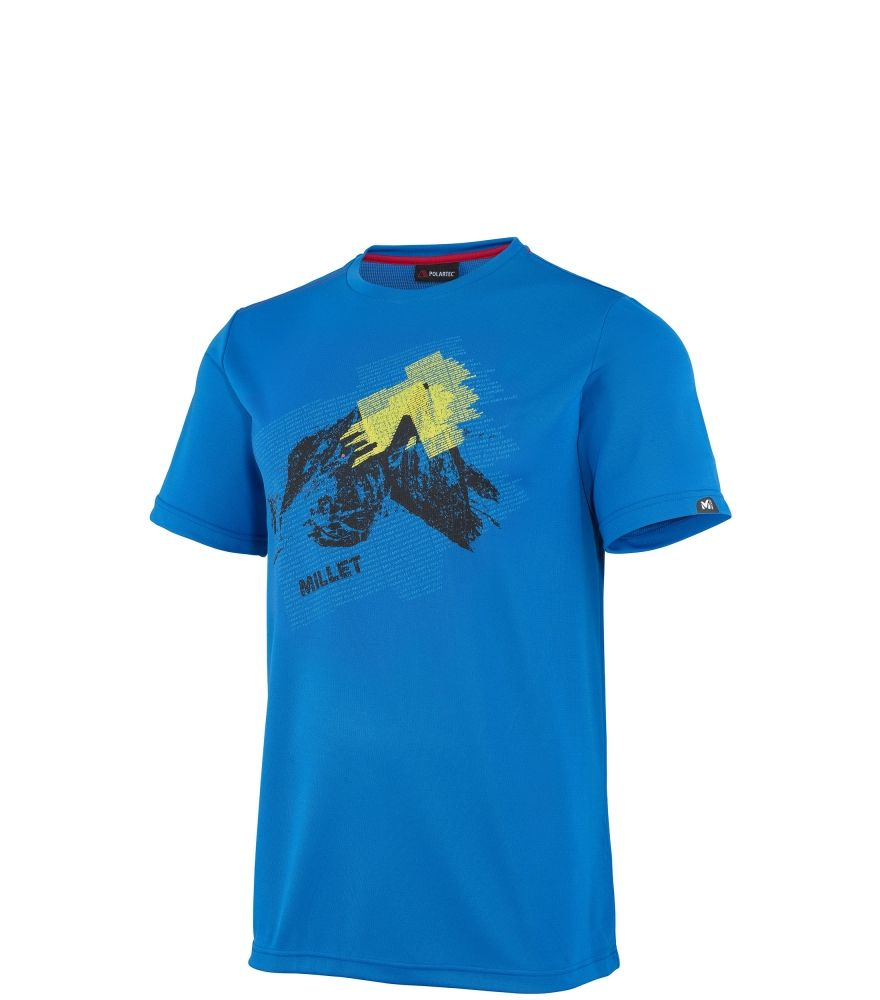 Millet Base Camp Erkek T Shirt Miv6544