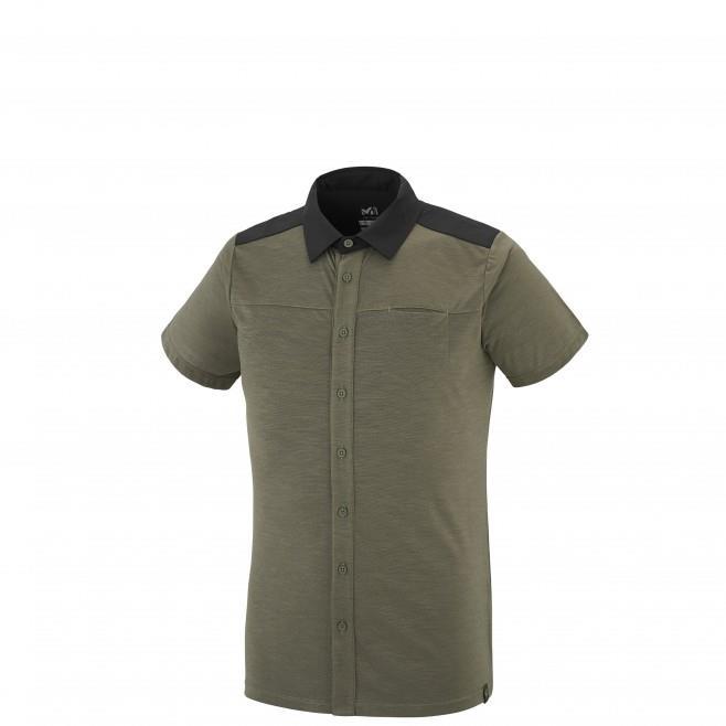 Millet CLOUD PEAK WOOL SHIRT Gömlek Miv7862 7094