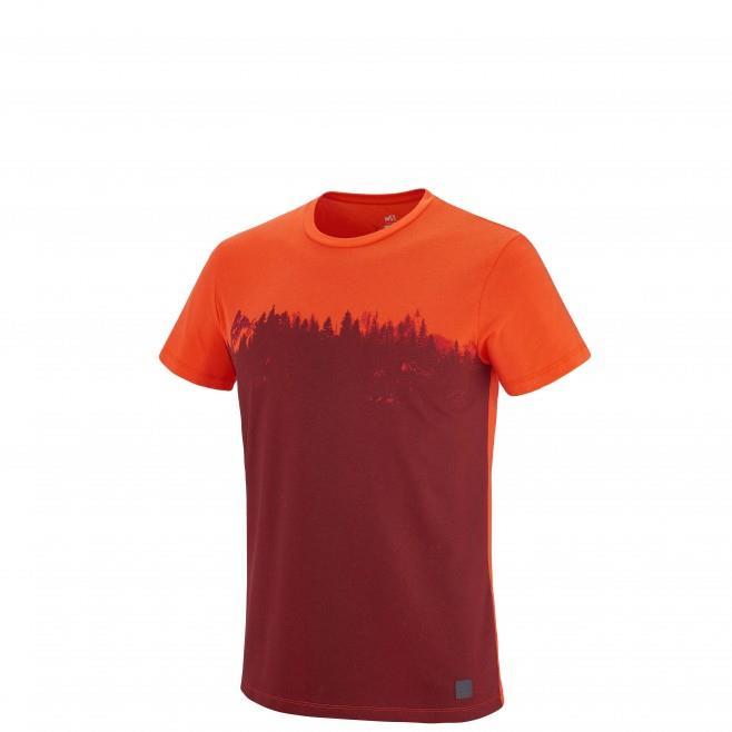 Millet Canoas Tshirtt Kısa Kollu Miv7771 0302