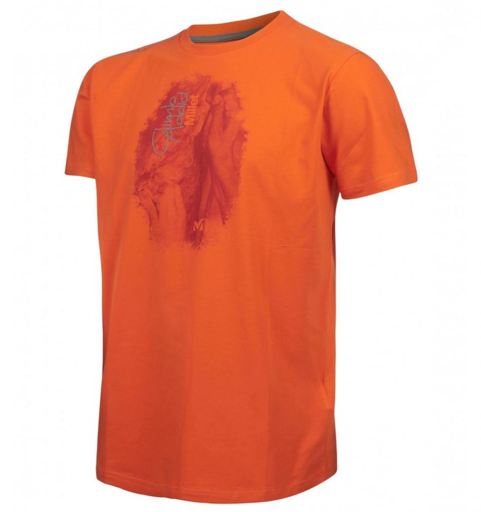 Millet Climb Addict T Shirt Miv5382