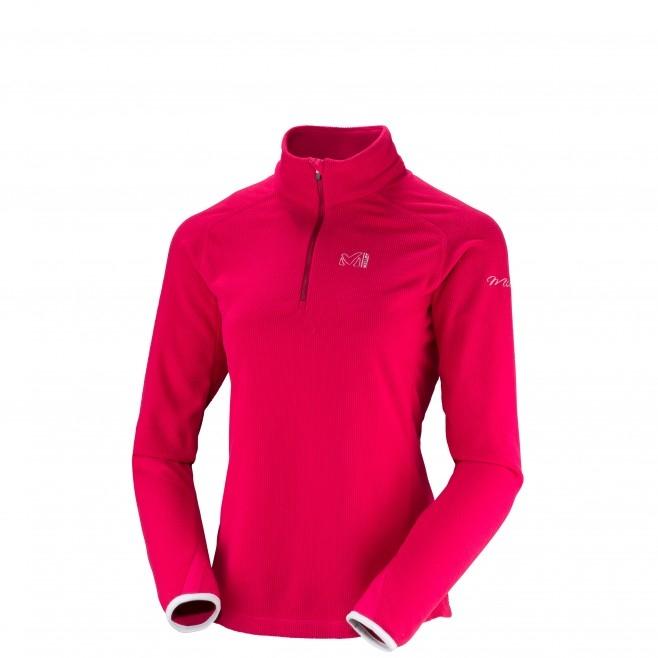 Millet Hakkoda Grid Kadın Polar Sweater Miv5737
