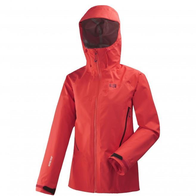 Millet Kamet Light Gtx 3L Kadın Teknik Ceket Kırmızı MIV7822 3710