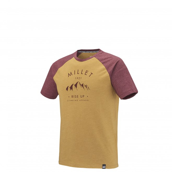 Millet Rise Up Climbing Erkek Tshirt Miv7219