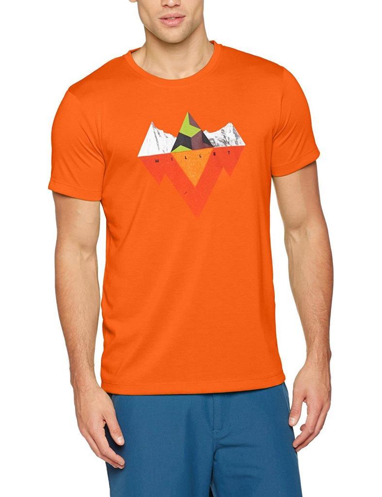 Millet Rockies Erkek Tshirt Miv7277