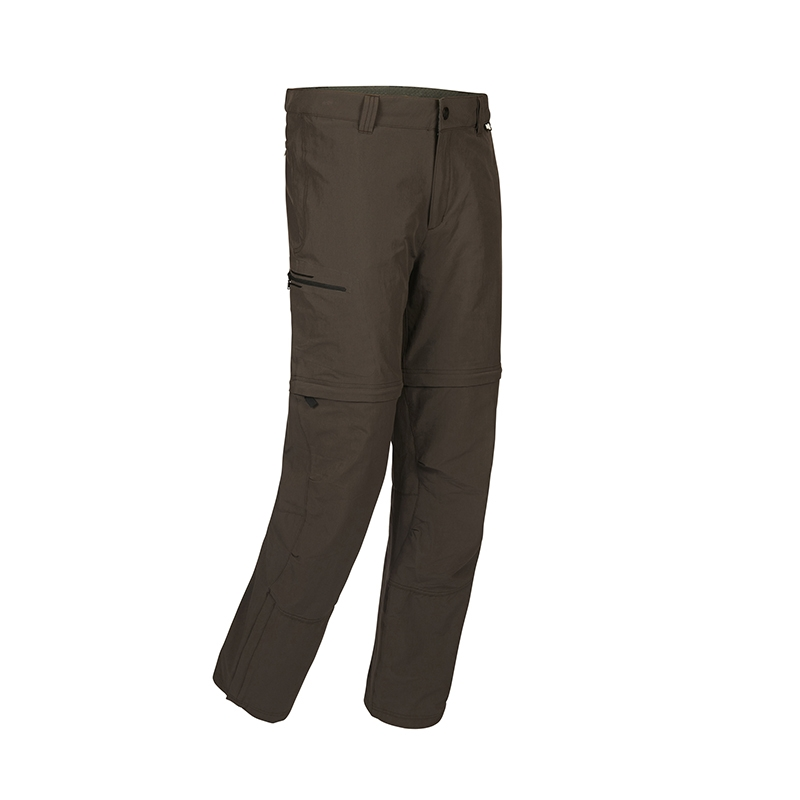 Millet Trekker Streç Zip Off Erkek Yürüyüş Pantolonu Miv5416
