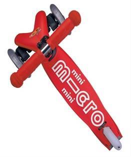 Mını Mıcro Deluxe Red