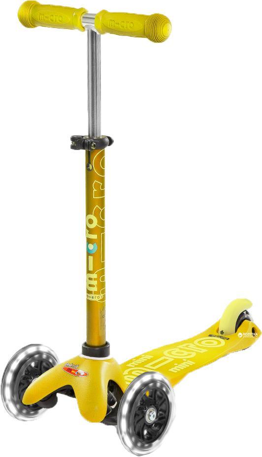 Mını Mıcro Deluxe Yellow