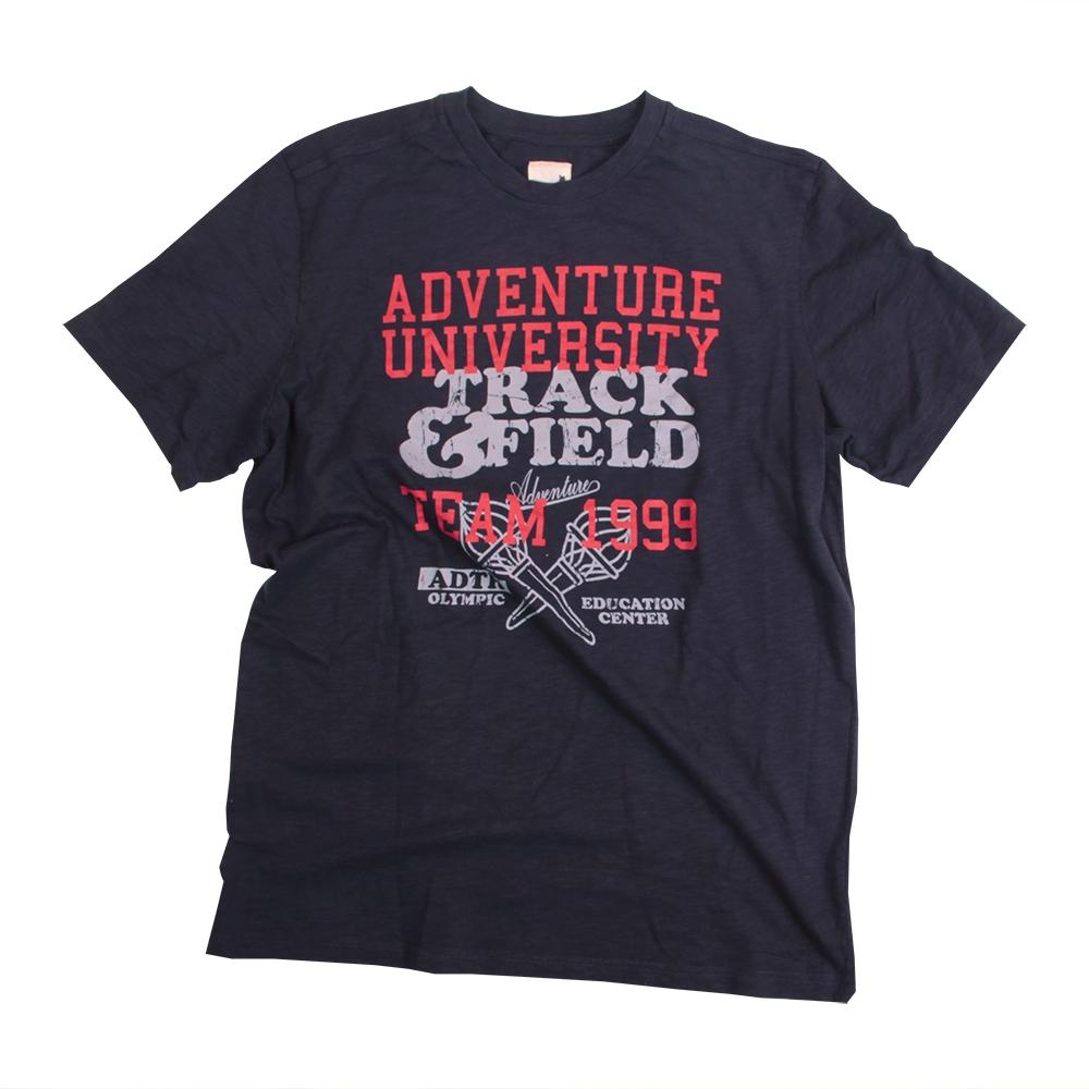 Mountain Crew Rig1 Lacivert Erkek T Shirt Mci5606