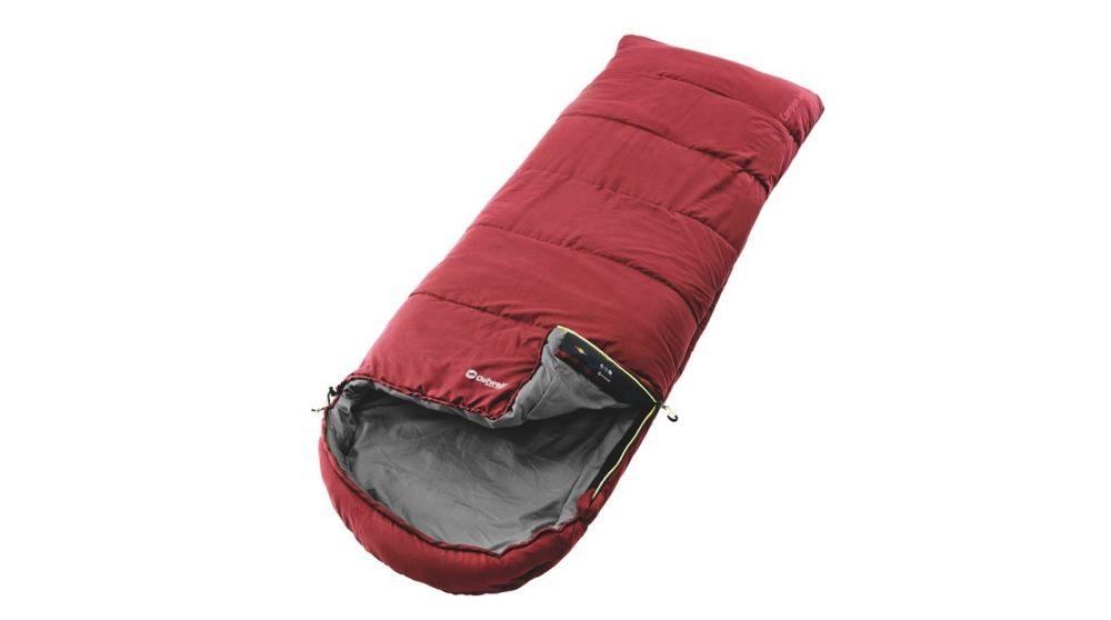 Outwell Campion Lux Kırmızı Uyku Tulumu Out230138