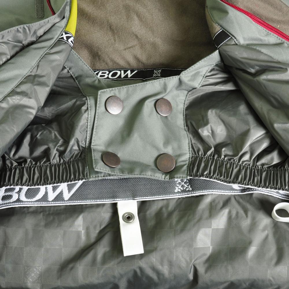 Oxbow Rotorua Erkek Kayak Ceketi
