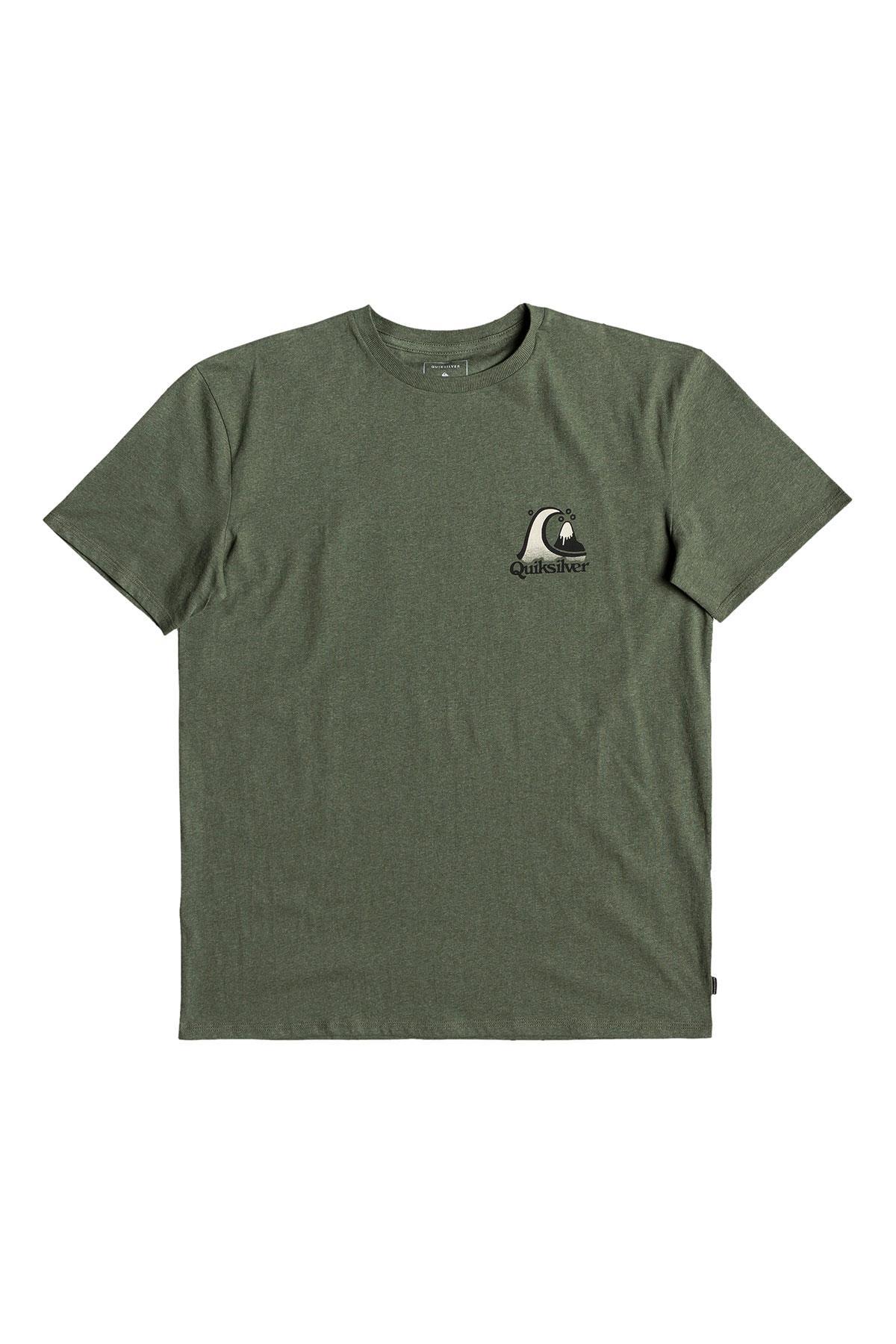 Quiksilver Captainslimss M Tees T-Shirt Qkeqyzt05229