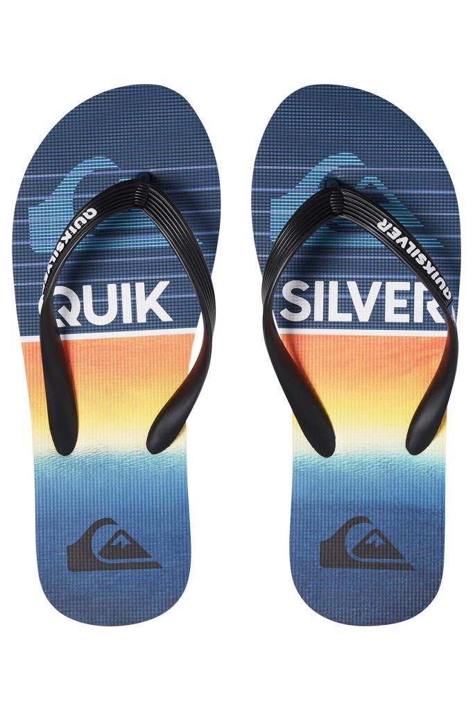Quiksilver Molohighlinesla M Sndl Xkbb Flip Flop Qkaqyl100792-Xkbb