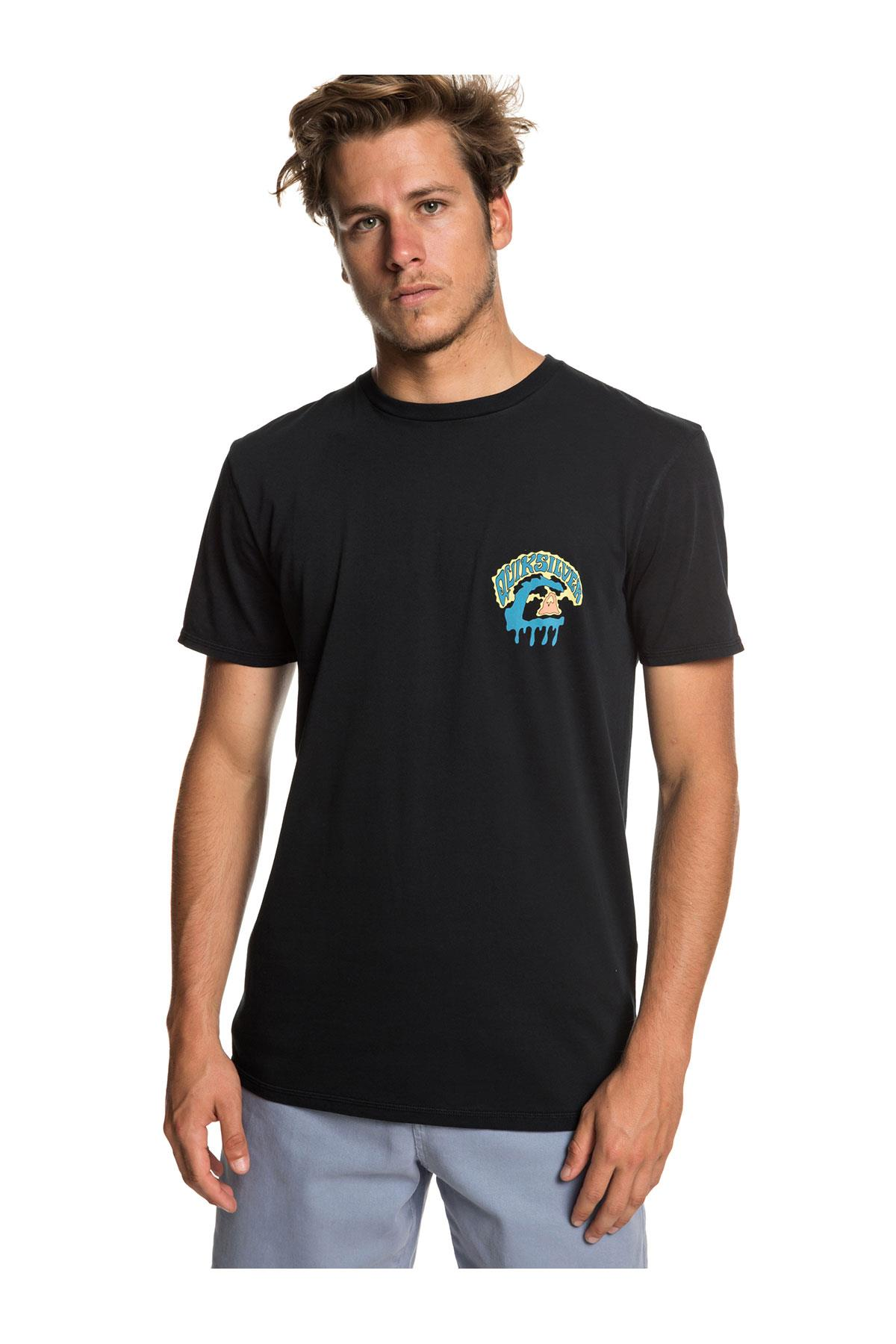 Quiksilver Phantasylandss M Tees T-Shirt Qkeqyzt05224