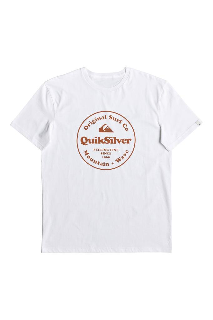 Quiksilver Scrtingredienss M Tees T-Shirt Qkeqyzt05265