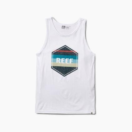 Reef Peeler Tank Beyaz